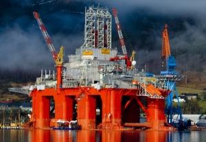 πλατφόρμα εξόρυξης πετρελαίου
